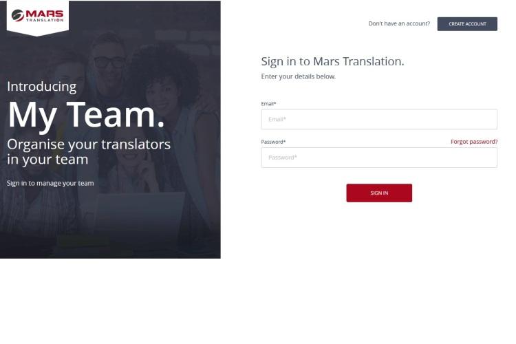 Web Development & Marketing For A Translations Business